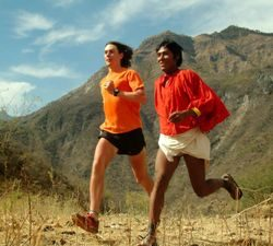 Christopher McDougall: Are we born to run?